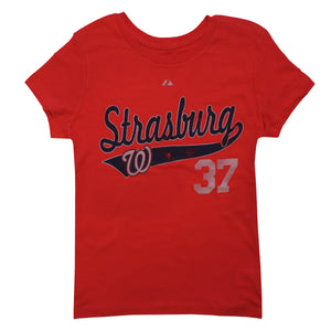 Washington Nationals Stephen Strasburg T-Shirt