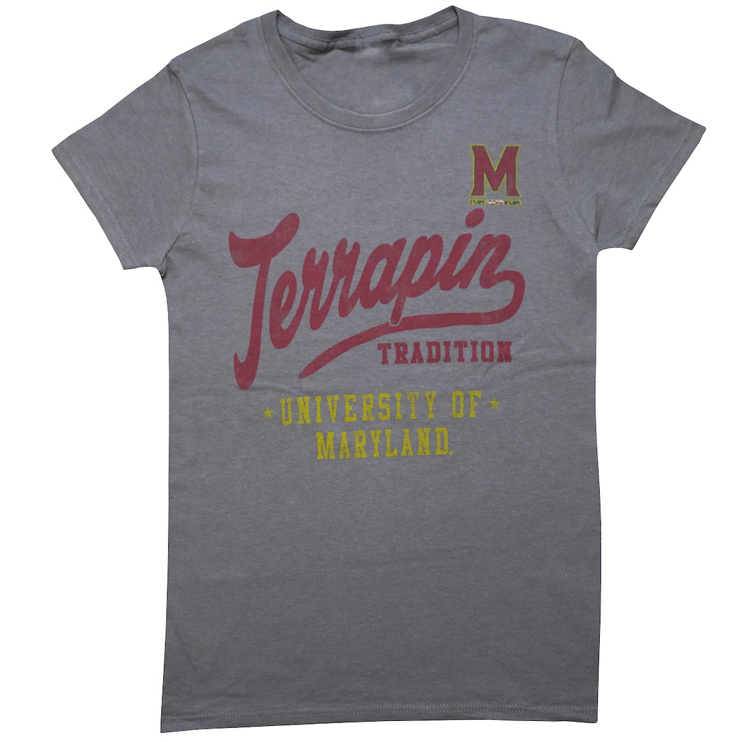 University Of Maryland Terrapin Tradition T-Shirt