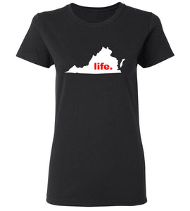 Women's Virginia Life T-Shirt