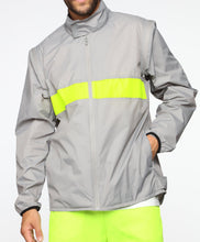 Load image into Gallery viewer, Reflective Jacket with Detachable Sleeves
