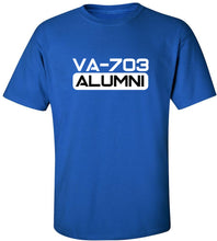 Load image into Gallery viewer, VA 703 Alumni T-Shirt