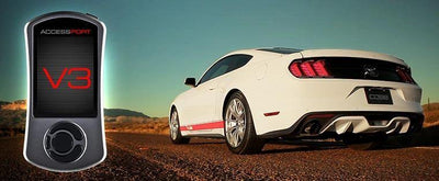 Ecoboost Mustang Pro Tuning via Cobb Accessport - ParkerPerformance