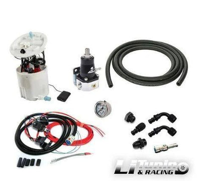 Li Tuning & Racing Return Style Fuel System for Coyote Mustangs - ParkerPerformance