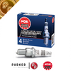 NGK Iridium Spark Plugs for Mustang GT Coyote / Ecoboost NGK6510 LTR7IX-11 (Pre-Gapped) - ParkerPerformance