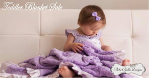 $27.99 Toddler Blanket Sale + Free Shipping