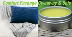 comfort-package-giveaway-&-sale-throw-balm