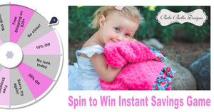 Spin to Win - Instant Savings