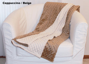 Minky Chenille Standard Throw