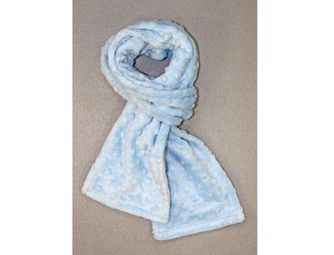 Minky Chenille Child Scarf