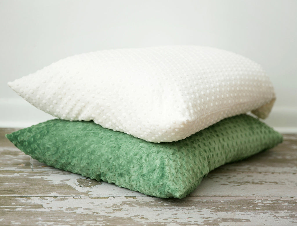 Minky Chenille Standard Pillowcase