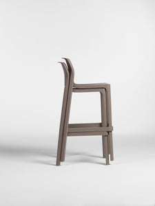 Net Stool sgabello in resina - Nardi