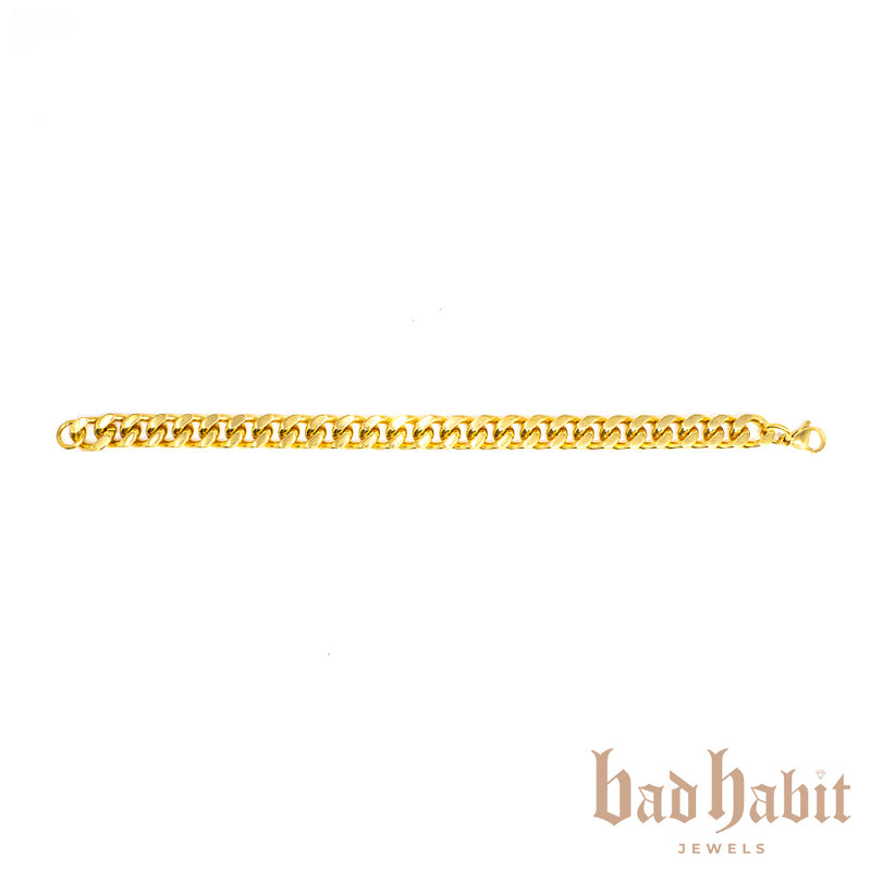 Barbie Thick Cuban Bracelet