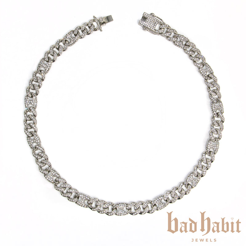 Iconic Silver Link Necklace