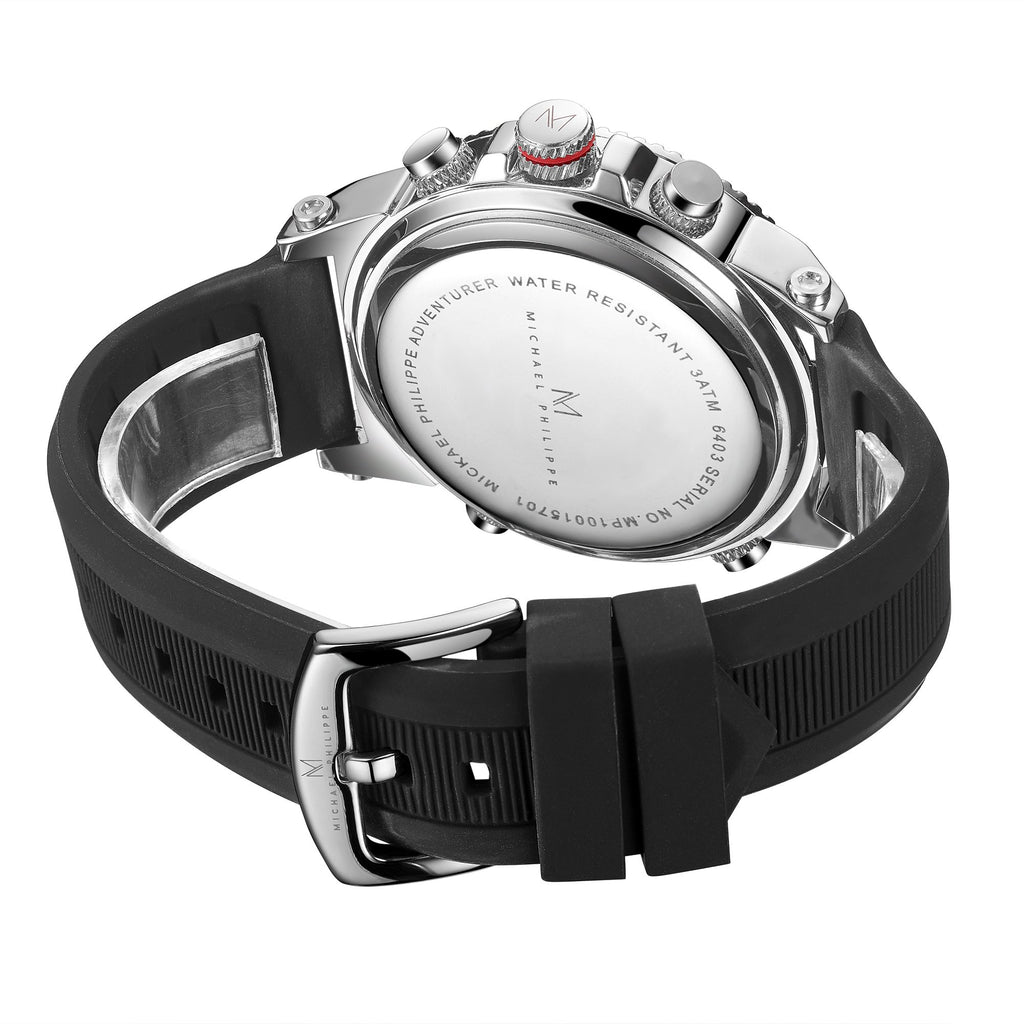 Adventurer I 48 mm Elite Silicone Artic White