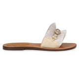 Saint Abra Leather Flats - SaintG India