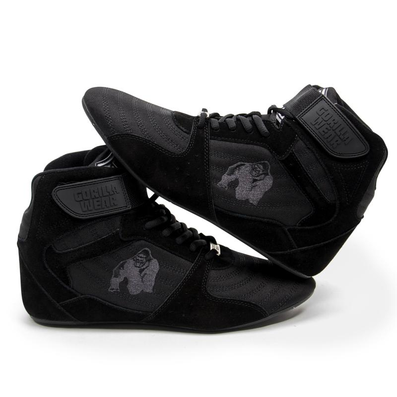 Perry High Tops Pro - Black/Black