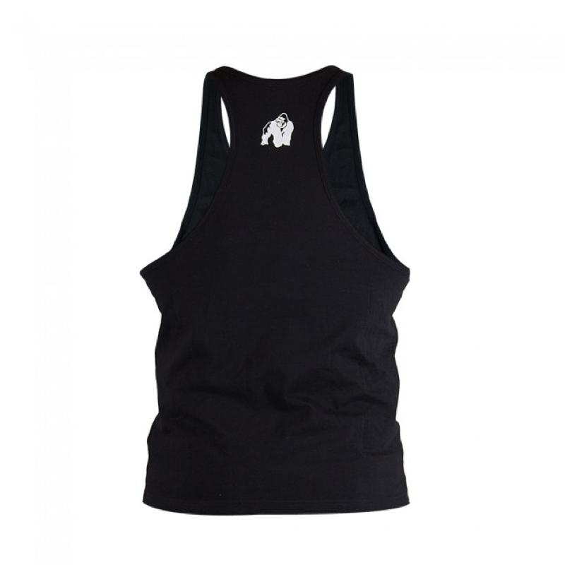 USA Tank Top Black