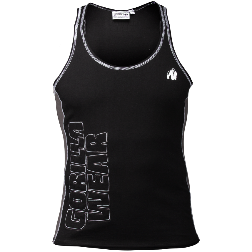 Dunellen Tank Top Black/Gray