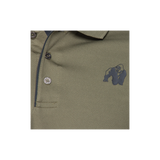 Forbes Polo - Army Green