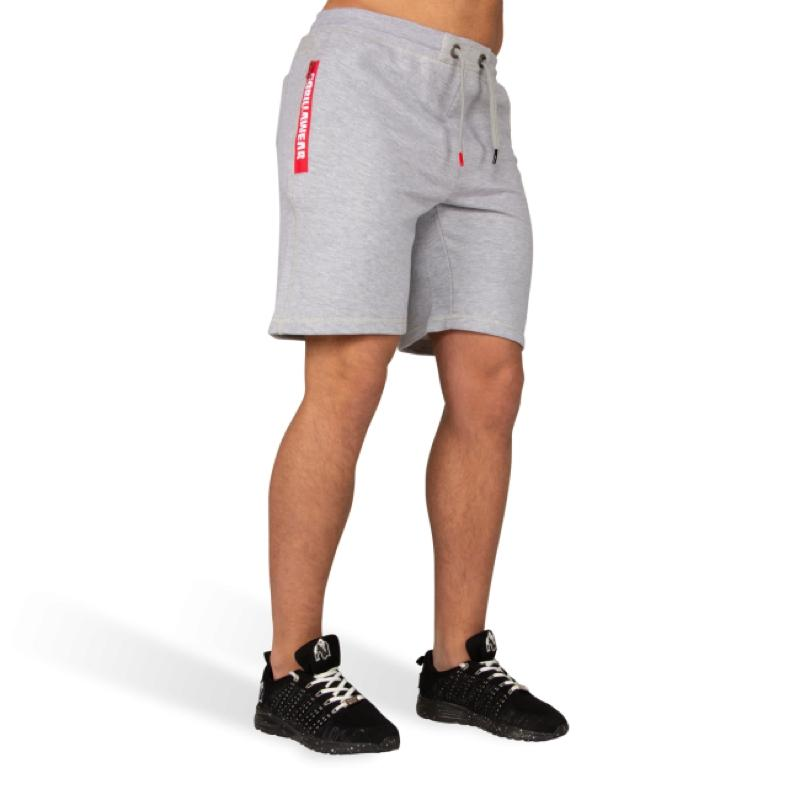 Pittsburgh Sweat Shorts - Gray
