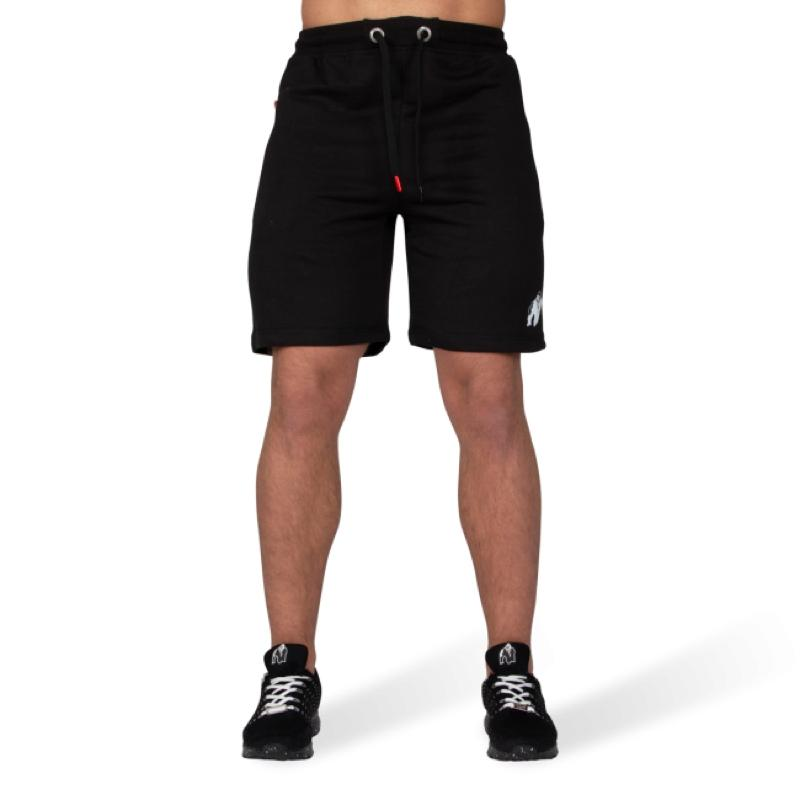 Pittsburgh Sweat Shorts - Black