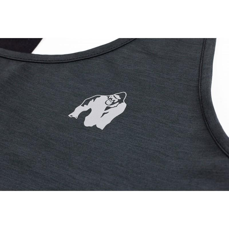 MONTE VISTA TANK TOP - BLACK