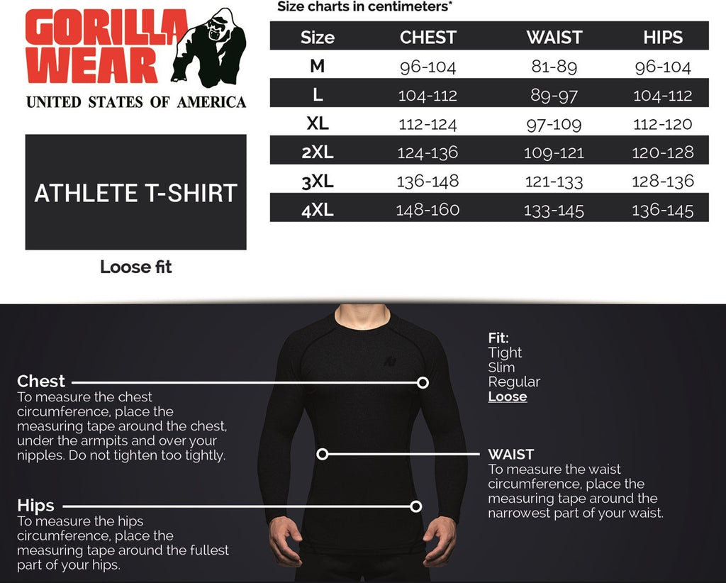 GW Athlete T- Shirt Dennis Wolf Black/Gold