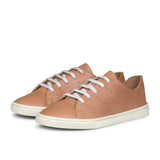 Saint Juliette Tan Leather  Sneakers. - SaintG India