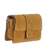 Saint Cara Leather Sling Bag - SaintG India