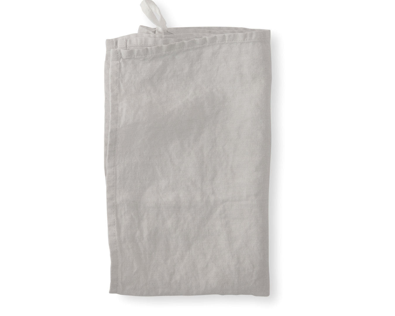 Linen Hand Towels - Grey