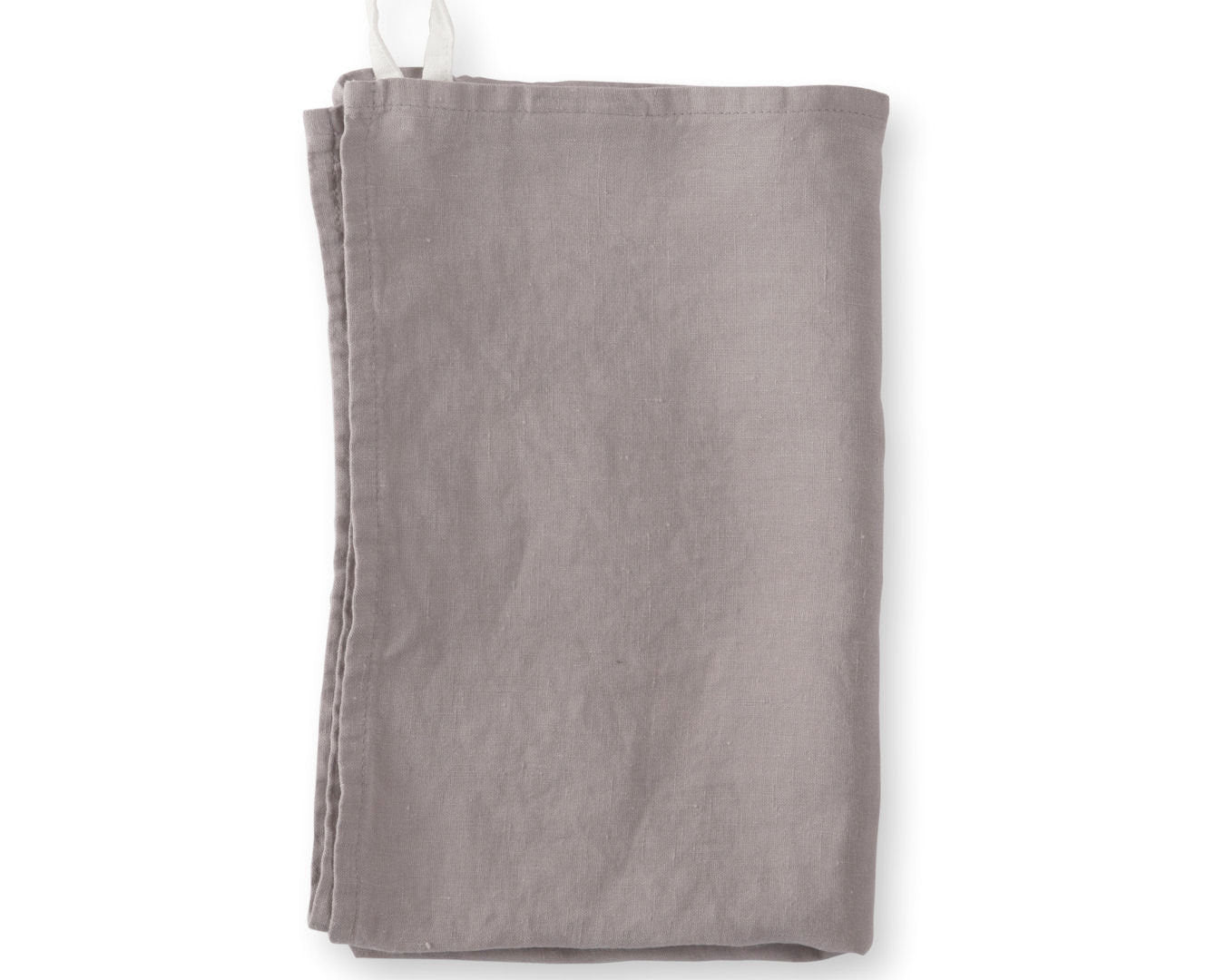 Linen Hand Towels - Parisian Blue, Rose & Taupe (set of 3)