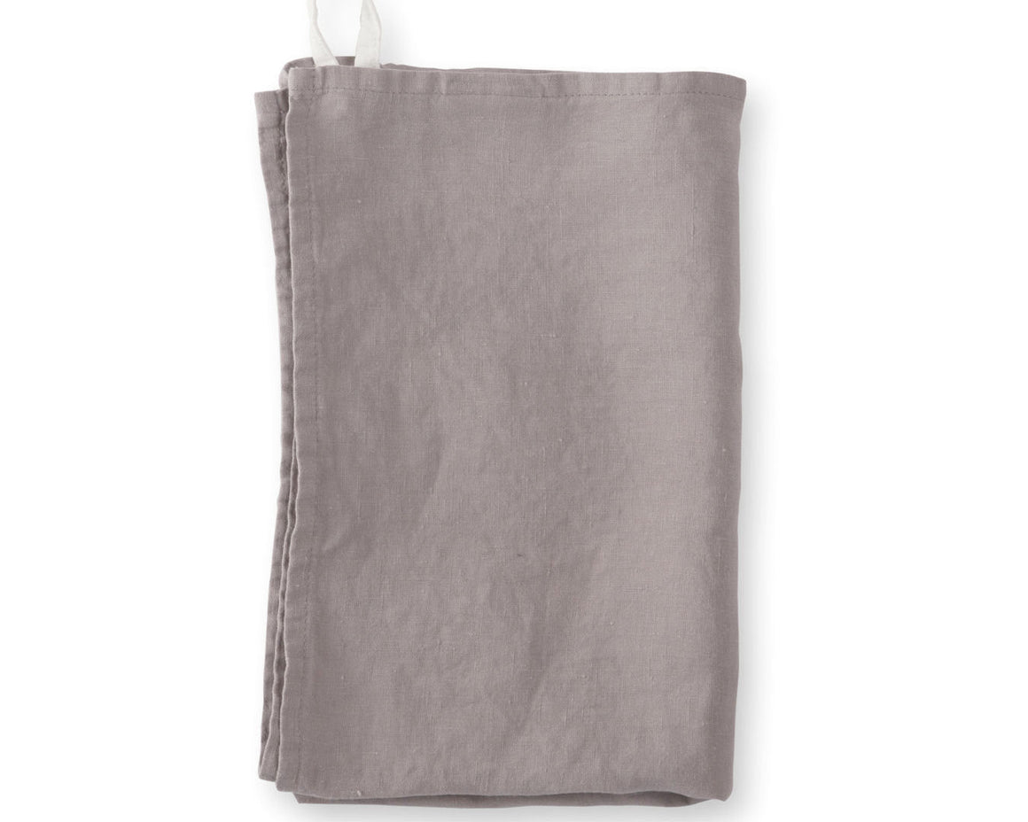 Linen Hand Towels - Taupe