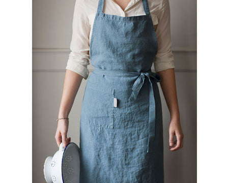 Apron - Parisian Blue
