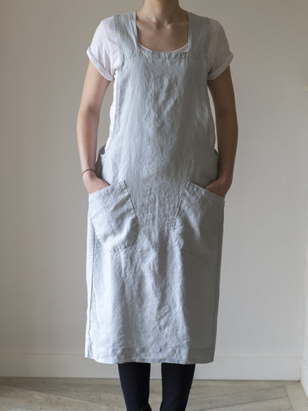 Apron Pinny - Duck Egg