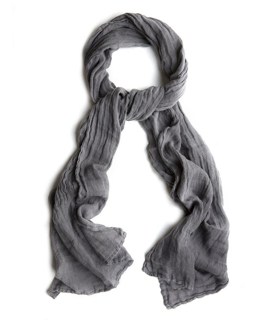 Linen Scarves - Winter Weight