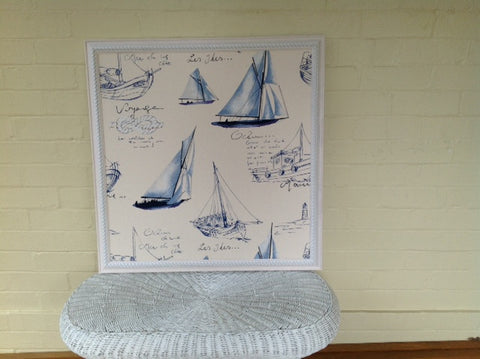Yacht Pinboard