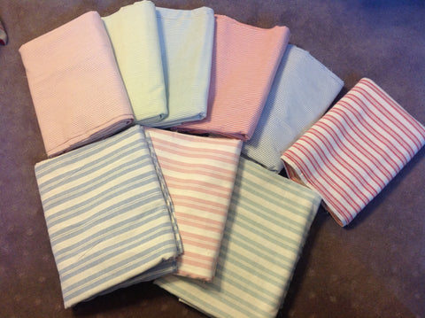 Pastel Solids & Stripes