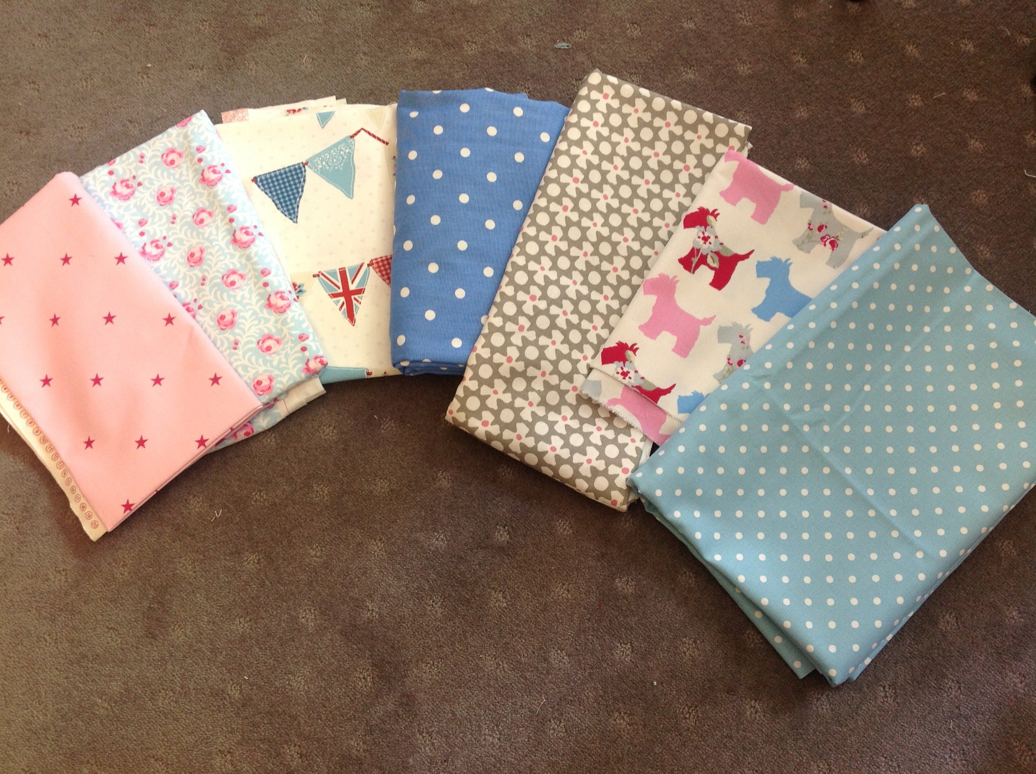 Spotty & Dotty Fabric