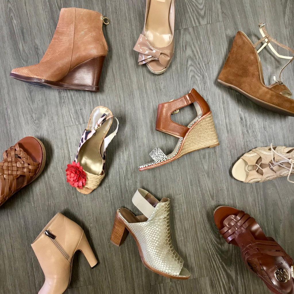 Shoes/Footwear - Sisters Consignment