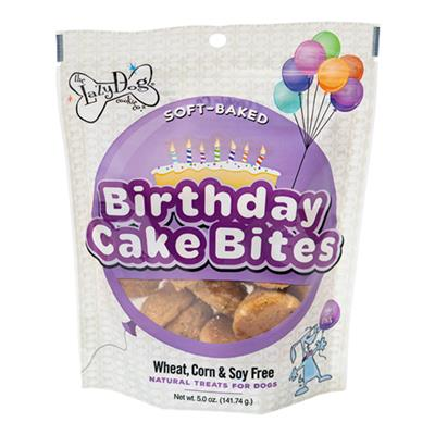 Birthday Cake Bites Dog Snacks
