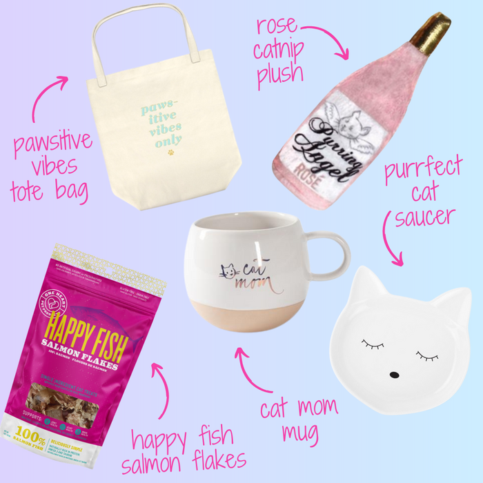 Fur Mama Gift Set - Cat Edition