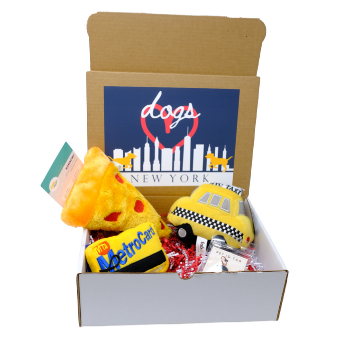 Pups Love NYC Gift Set