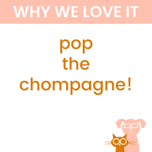 pop the chompagne!