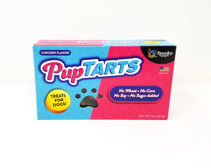 Puptarts Dog Treats