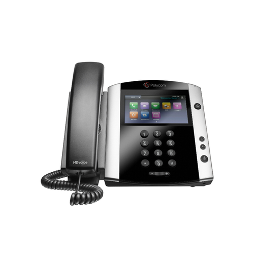 Polycom VVX 600 Desk Phone
