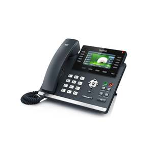 SIP-T46G IP Phone - Includes Power Supply