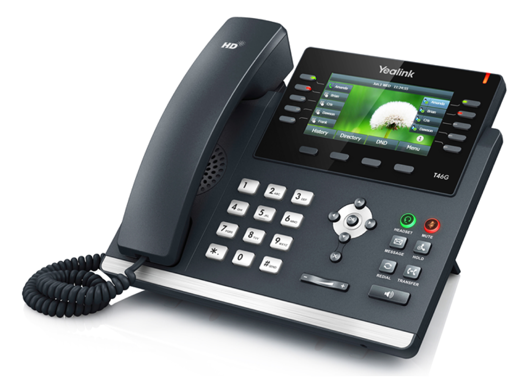 Yealink T46S Desk Phone