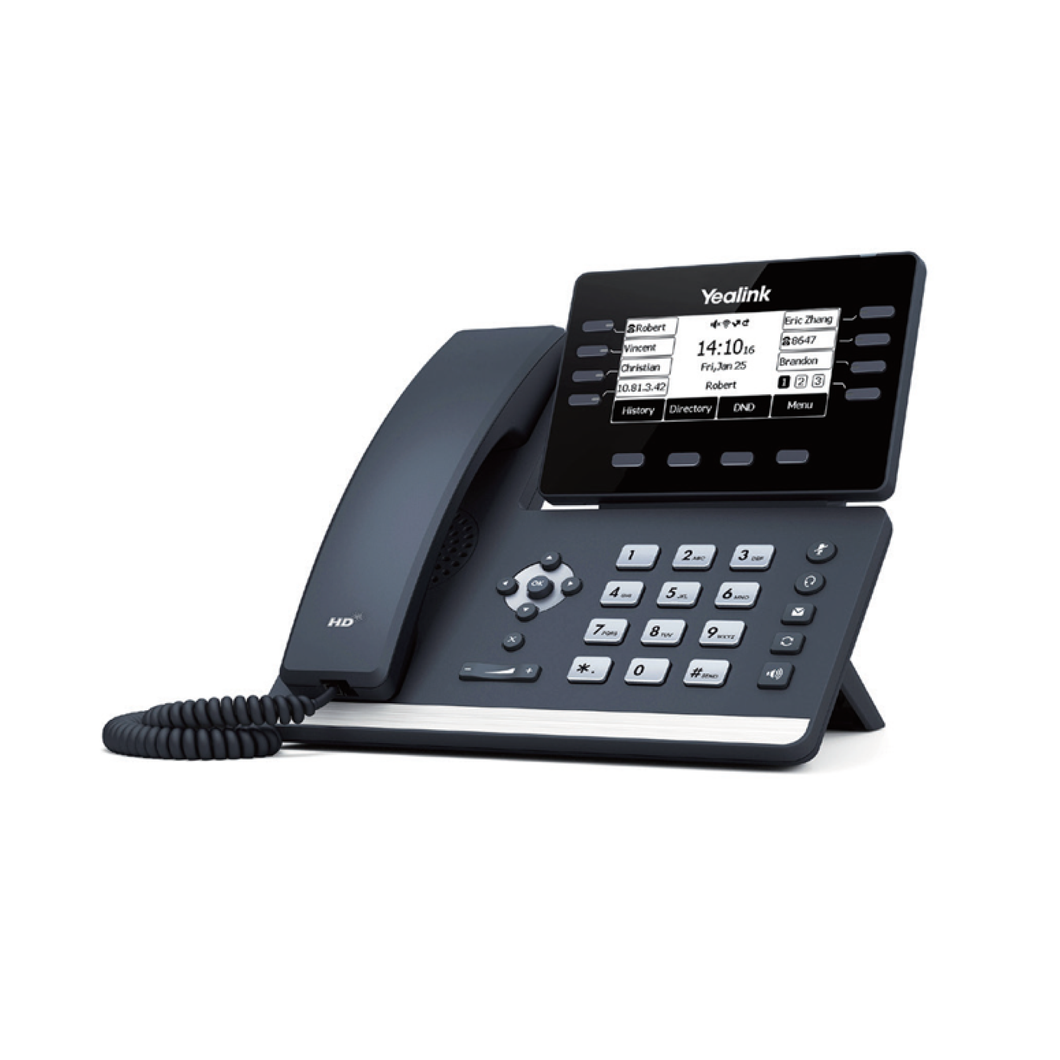 Yealink T53W Desk Phone