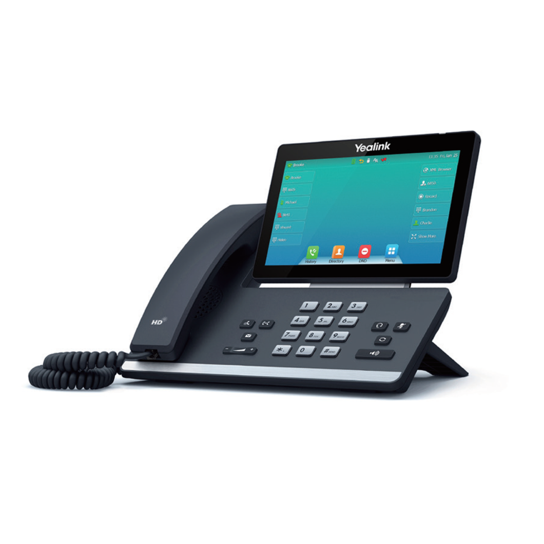 Yealink T57W Desk Phone