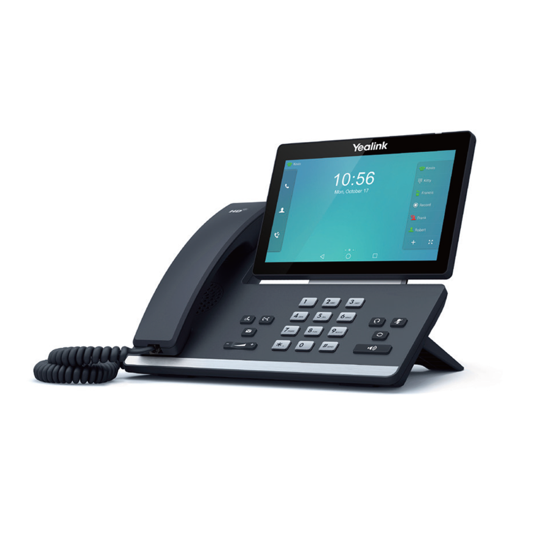 Yealink T58A Desk Phone